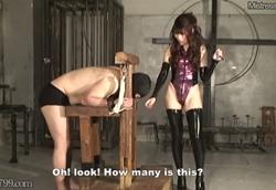 絶対服従 玩具マゾ男 大沢美由紀1