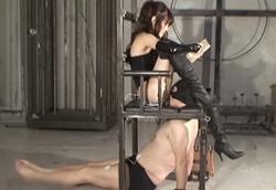 絶対服従 玩具マゾ男 大沢美由紀2