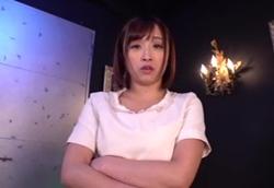 【M男】ドエステティシャン 強制オナニー施術!きみと歩実