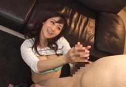 【痴女】チ○ポ弄びM性感手コキ!川上ゆう2