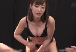 グラマラス淫語痴女の言葉責めチ○ポ虐め男潮吹き!水野朝陽2