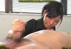 【手コキ】回春オイルマッサージ敏感ち○ぽコキ!桐谷まつり1