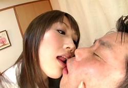 【マニア/フェチ】ベロ舐め唾液責め手コキ痴女JK!