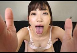 【VR】濃厚ベロチュウしながら手コキ責めしてあげる 美谷朱里
